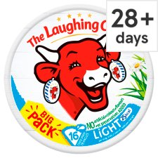 The Laughing Cow Light Cheese Triangles 280 G