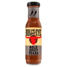 Bull's-Eye Bbq Bold Spicy Texas Bbq Sauce 235Ml