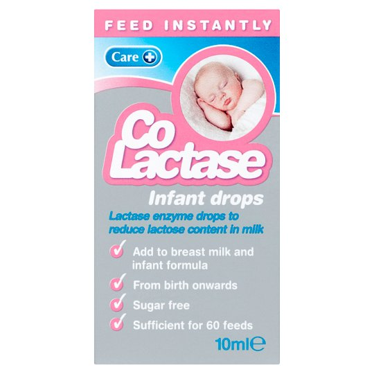 Care Co-Lactase Infant Drops 10Ml