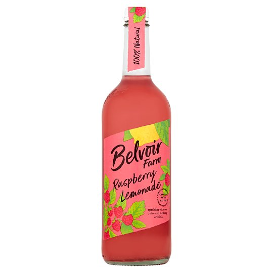 Belvoir Raspberry Lemonade 75Cl (L
