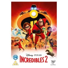 The Incredibles 2 Dvd Retail