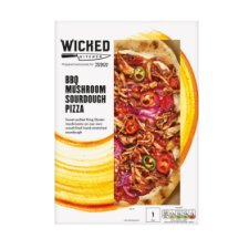 Wicked Kitchen Bbq Mushroom Pizza 291G