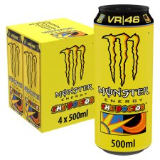 Monster Energy The Doctor 4 X 500Ml