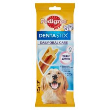 Pedigree Dental Dentastix 7 Dog Treats Chews270g