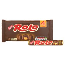 image 2 of Rolo Chocolate Multipack 4 X52g