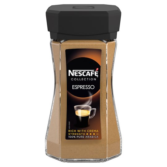 Nescafe Espresso Instant Coffee 100G - Groceries - Tesco ...