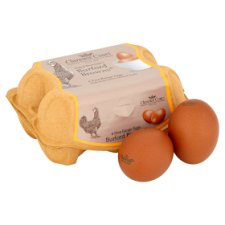 image 2 of Clarence Court Burford Browns Free Range Eggs 6 Pack