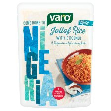 Varo Jollof Rice With Coconut 250G