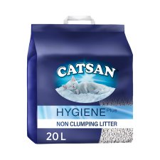 Catsan Cat Litter 20L