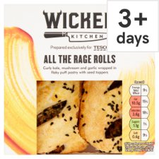 Wicked Kitchen All The Rage Rolls 120G
