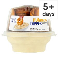 Providence Deli Hummus With Pretzels 130G