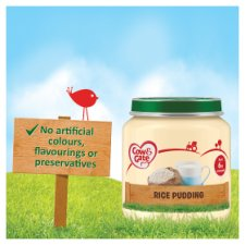 image 2 of Cow And Gate Rice Pudding Jar 125G 6 Mth+