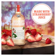 image 2 of Absolut Strawberry Juice Edition 50Cl 35%