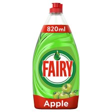 Fairy Washing Up Liquid Apple Orchard 820Ml