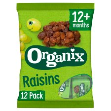 Organix Goodies Raisins 168G