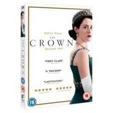 The Crown Season 2 Dvd 4 Disc Boxset