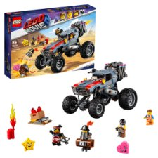Lego Apocalypse Vehicle 70829