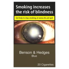 Benson And Hedges Blue King Size 20 Pack