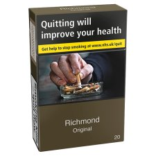 Richmond Real Blue 20 Pack