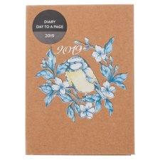Tesco Bird 2019 A6 Dtp Diary