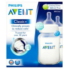 image 1 of Avent Bottle Classic 260Ml 2S