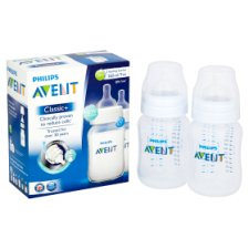 image 2 of Avent Bottle Classic 260Ml 2S