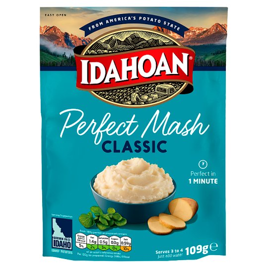 Idahoan Classic Perfect Mash 109G