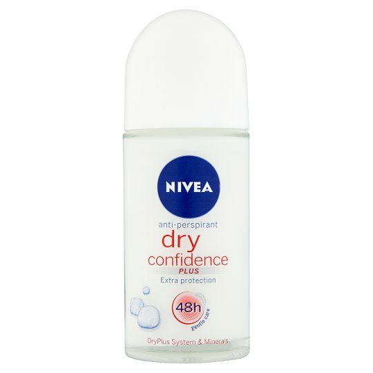 Nivea Deo Dry Confidence Roll On 50Ml