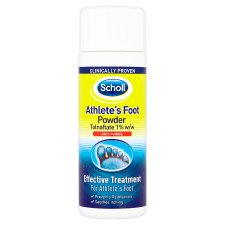 Scholl Athletes Foot Care Powder