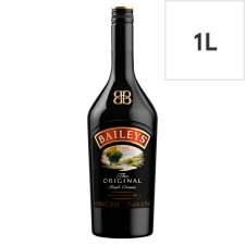 Baileys Original Irish Cream Liqueur 1L