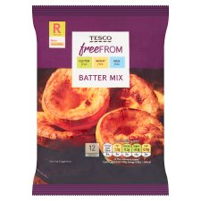 Tesco Free From Batter Mix 100G