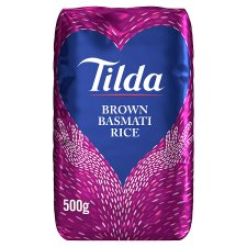 Tilda Basmati Brown Rice 500G