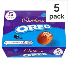 Cadbury Oreo Chocolate Egg 5X31g