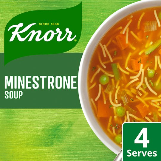 Knorr Minestrone Dry Soup 62G