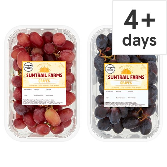 image 1 of Suntrail Farms Grapes 500G