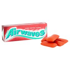 image 2 of Wrigleys Airwave Cherry Menthol 10 Pellets