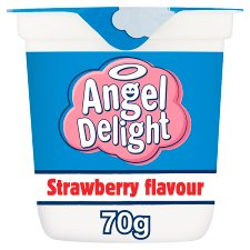 Angel Delight Ready To Eat Strawberry 70G