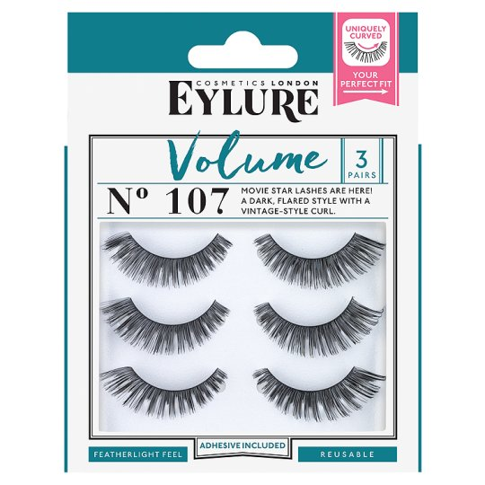 Eylure 107 Volume Multi Pack Lash