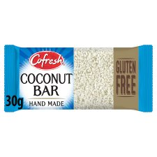 Cofresh Coconut Bar 30G