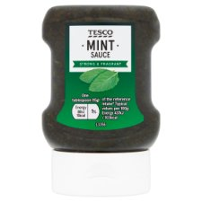 Tesco Mint Sauce 215G