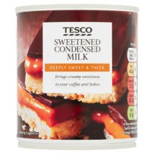 Tesco Condensed Milk 397G
