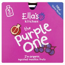 Ella's Kitchen The Purple One Multipack 450G