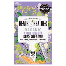 Heath And Heather 20 Organic Seeds Supreme 30G