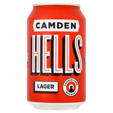 Camden Hells Lager Can 330Ml