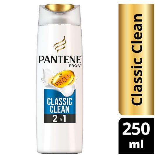 image 1 of Pantene 2 In 1 Classic Clean Shampoo Conditioner 250Ml