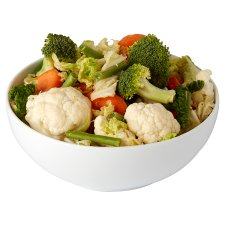image 2 of Tesco Five Vegetable Medley 460G