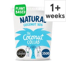 Coconut Collaborative Dairy Free Natural Coconut Yogurt 350G