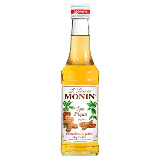 Monin Gingerbread Syrup 250Ml
