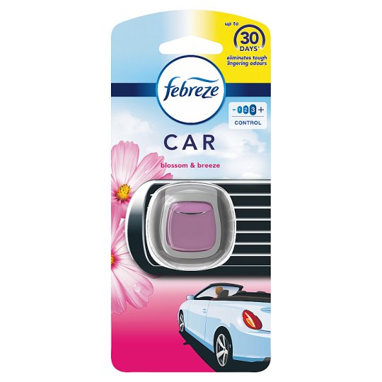 Febreze Car Clip On Blossom Air Freshener