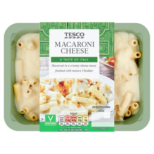 Tesco Italian Kitchen Macaroni Pasta 450G